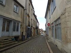 Rue du Vieux Marché, Semur-en-Auxois - Auxois Pizza - Photo of Corrombles