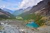 Lago Blu, Valle d'Aosta
