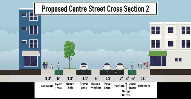 Proposed Cross Section 2