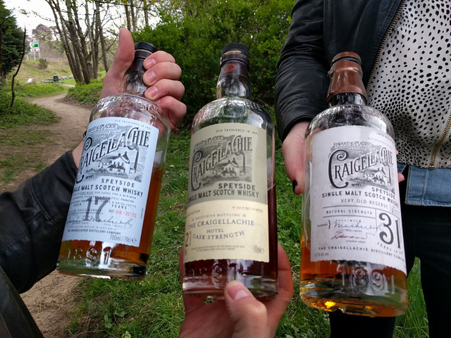 Craigellachie Distillery options