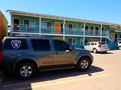 Chillin' in San Luis Obispo #RigsRide #Raiders #SanLuisObispo #ChillinLikeAVillain  #RigsRocks
