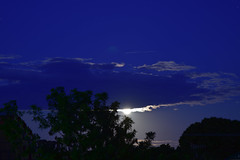 Blue moon [full moon]