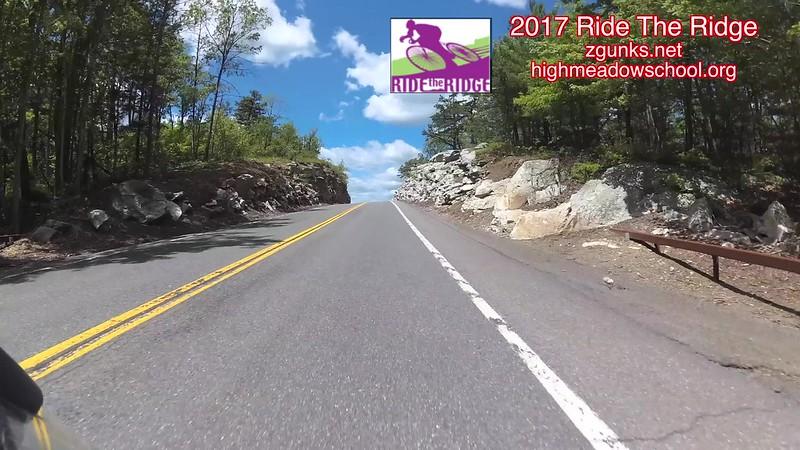 2017 Ride The Ridge  Hair Pin