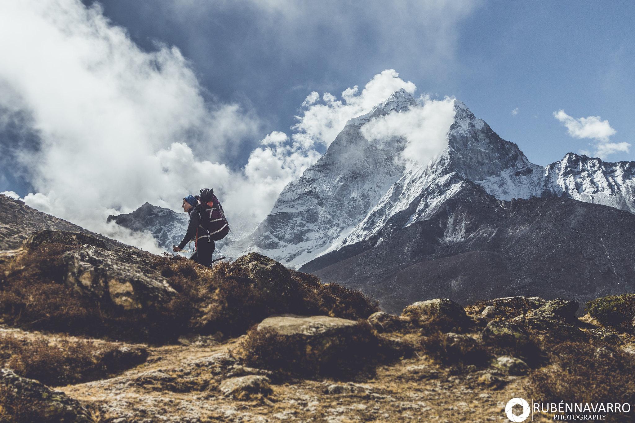 Cumplir un sueño - Trekking campo base Everest