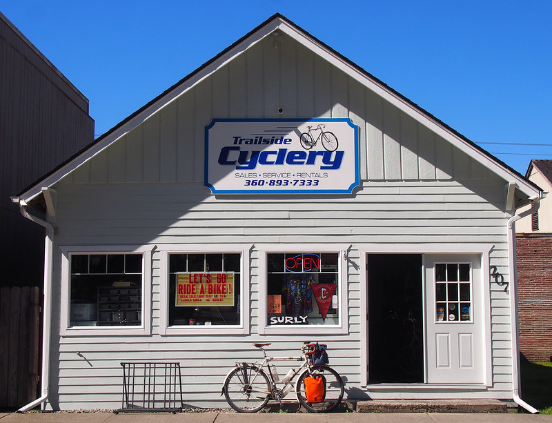 Ivory Pass at Trailside Cyclery: OLYMPUS DIGITAL CAMERA