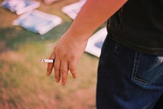 cigarette by qw0aszx