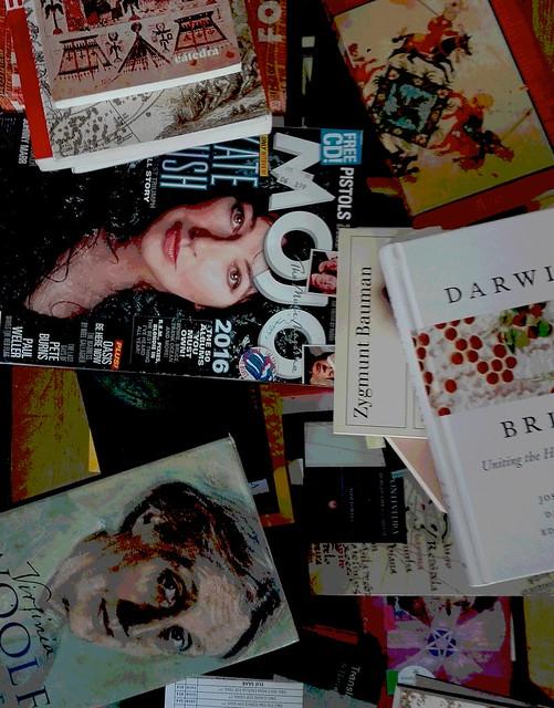Mojo, Woolf & Darwin