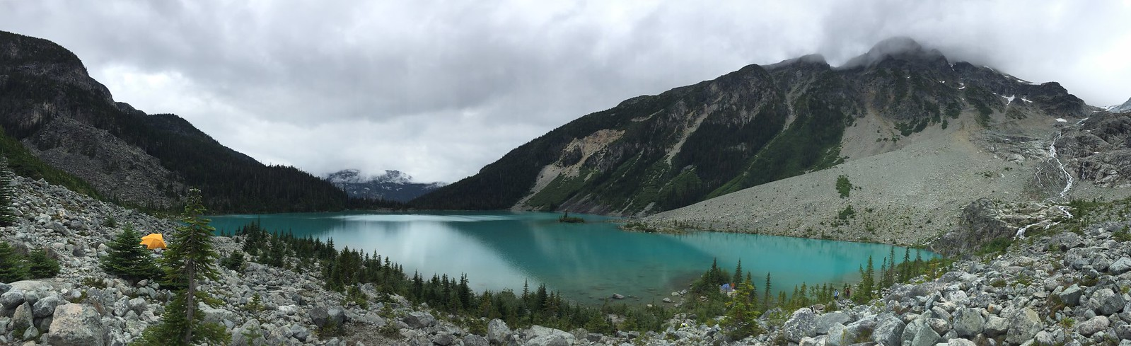 Travel Guide: Vancouver - Joffre Lakes