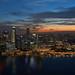 Skyline of Singapore II