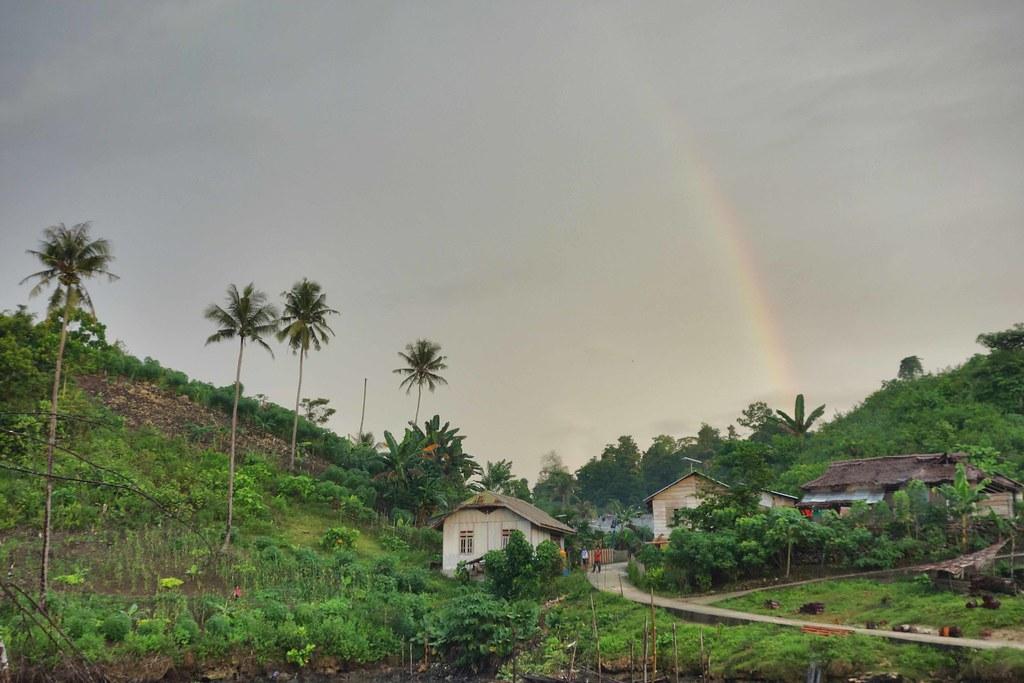 Togian - Tumbalawa - Rainbow