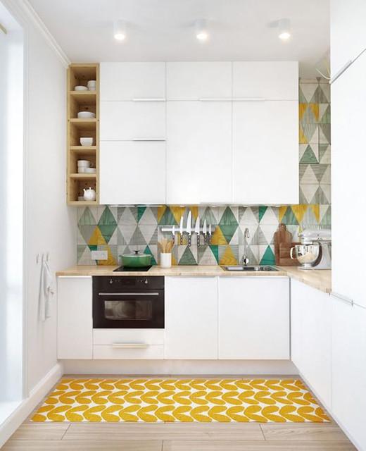 13 Tiny House Kitchens that Feel Like Plenty of Space