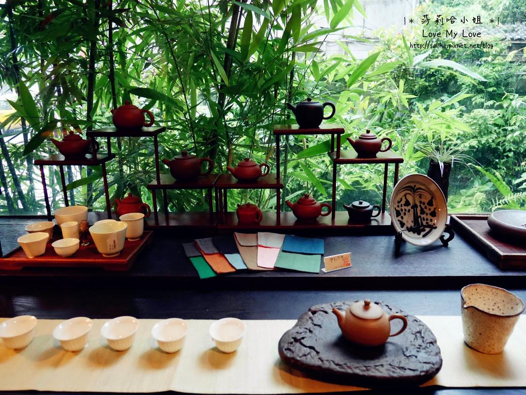 台北大安區公館新生南路附近餐廳推薦紫藤廬泡茶下午茶 (35)