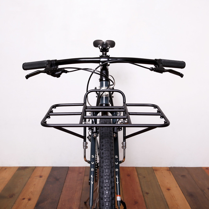 Surly Cross-Check × 24-Pack Front Rack