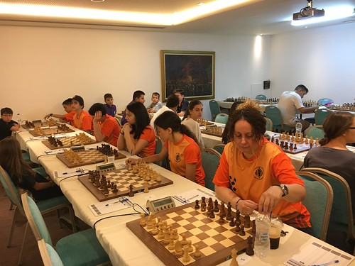 2017. Α Εθνική. Οι σκακιέρες 6-10 πήγαν καλά
