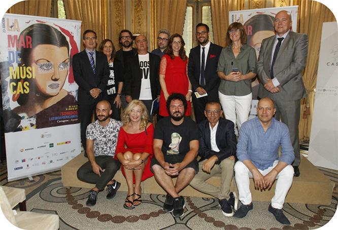 Cartagena acoge el mayor evento cultural sobre América Latina realizado en Europa