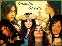 Camila Cabello (Sunburst)