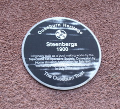 Photo of Black plaque number 43469