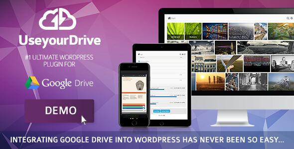 Use-your-Drive v1.7.4 – Google Drive plugin for WordPress