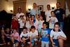 Recepción del alcalde a los babybasket campeones