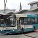 Arriva Cymru 2802 Y366UON Wrexham bus station 3 July 2017