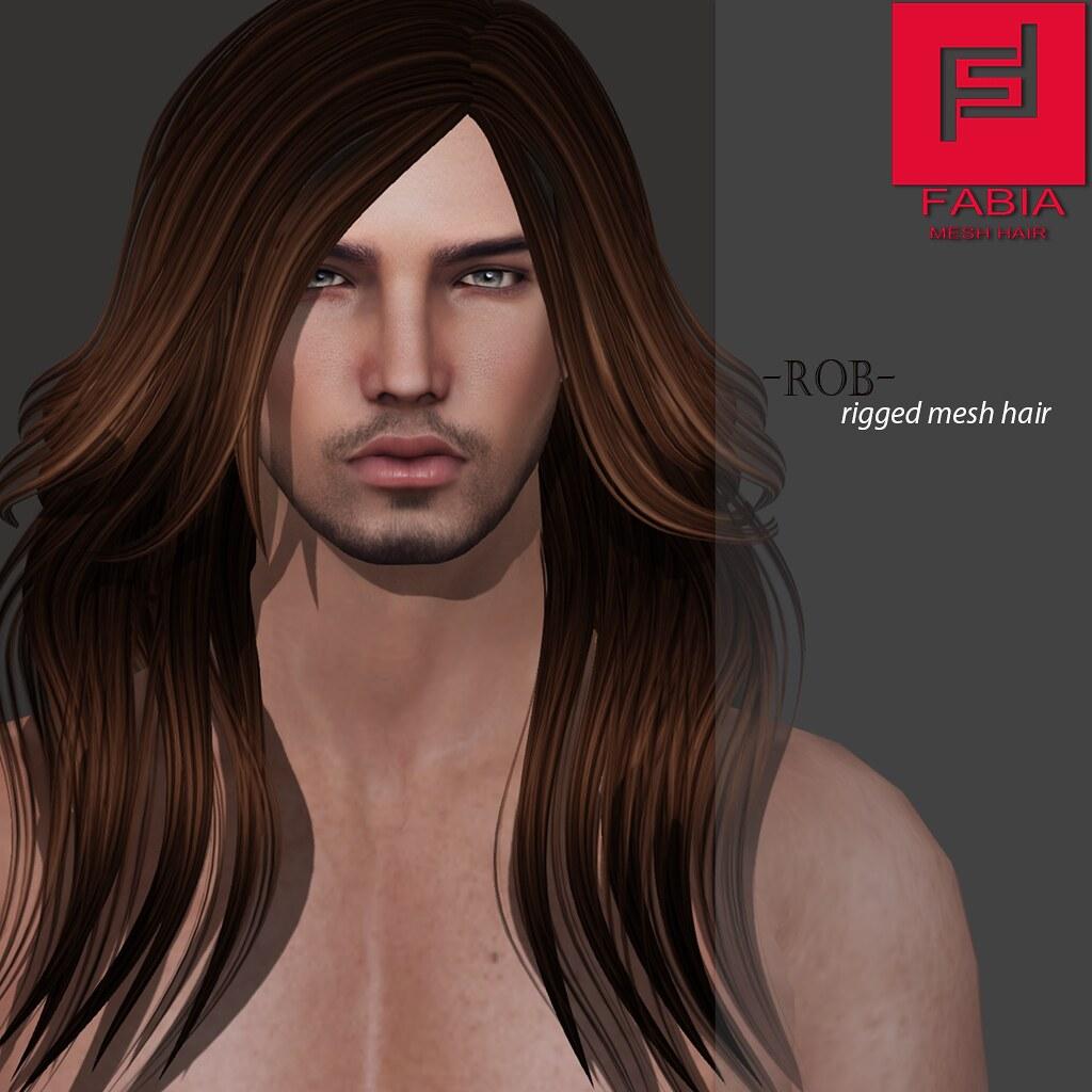 -FABIA- Mesh Hair   <Rob> - SecondLifeHub.com
