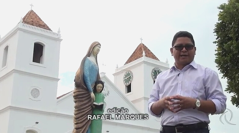 Sentinela TV exibe série com 10 episódios sobre a padroeira de Óbidos, Série Histórias de Fé, da Sentinela TV
