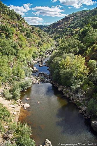 Rio Rabaçal - Portugal