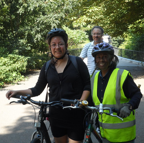 London Parks Ride 02a