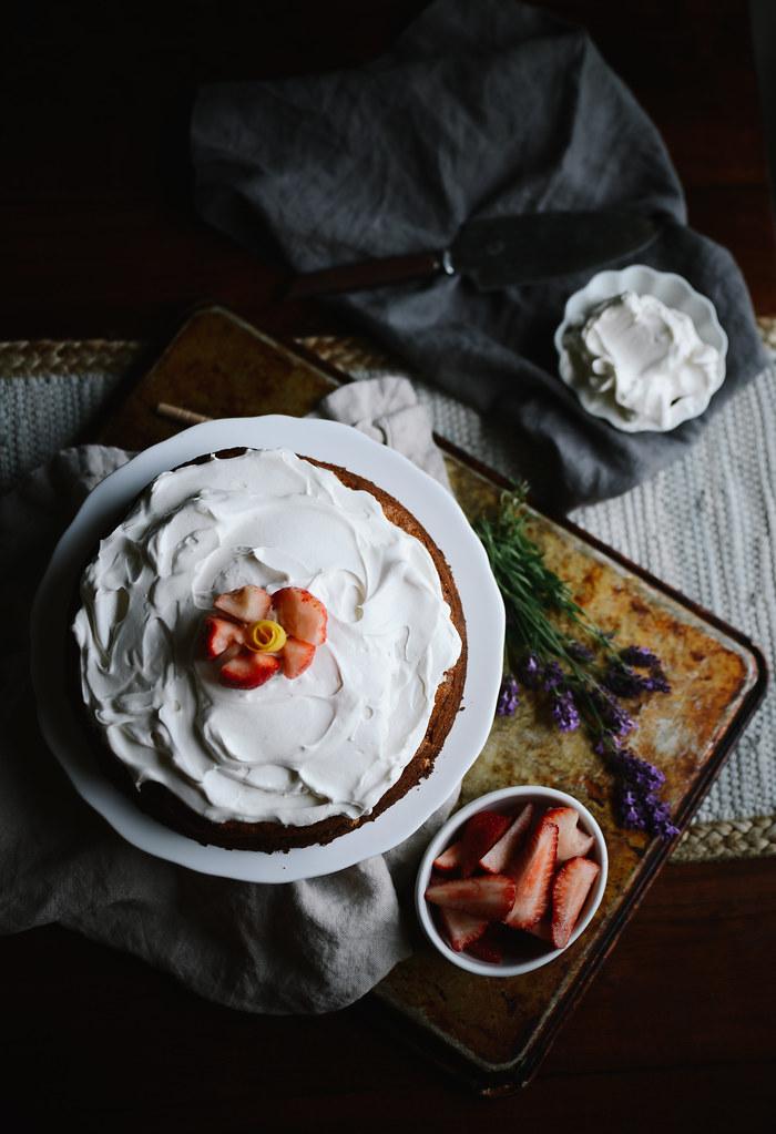 SCD Paleo Sponge Cake