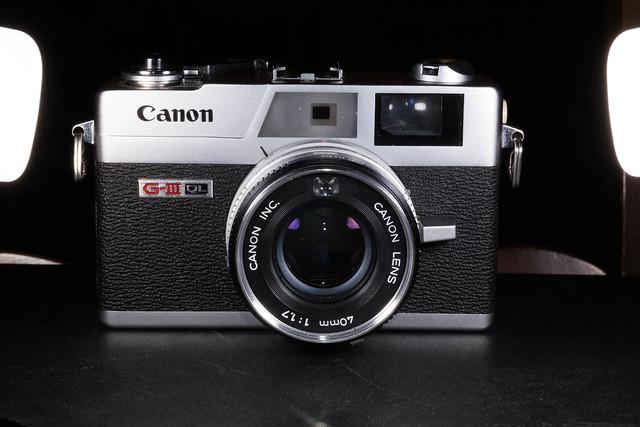 Canon Canonet Q17 GIII