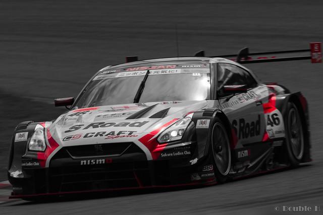 SUPER GT Official Test at Suzuka Circuit 2017.7.1 (33)