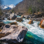 Gavarnie river