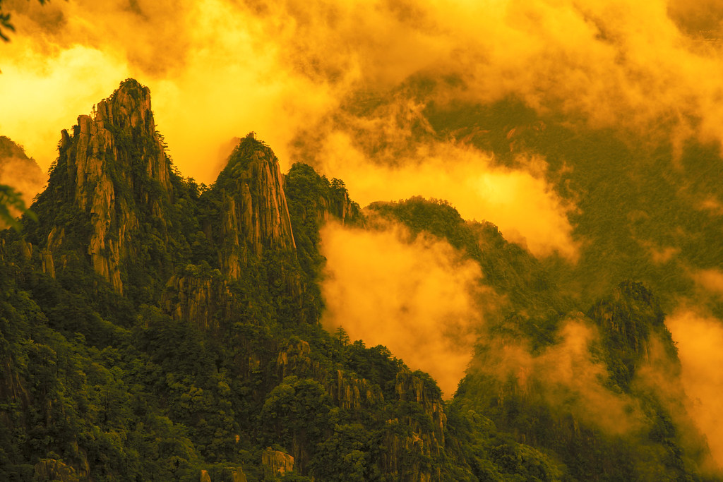Yellow Mountains
