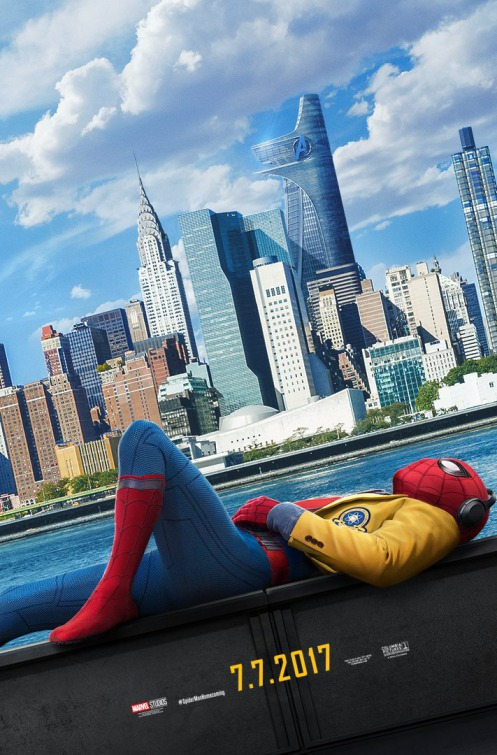 Spider-Man - Homecoming - Poster 1