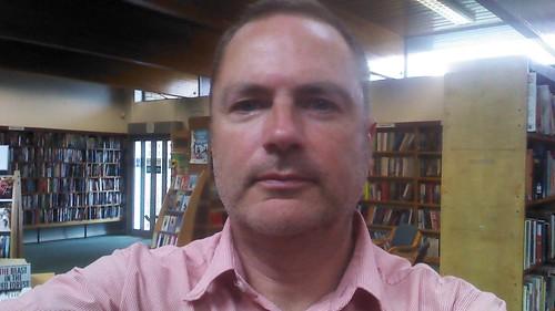 Jonathan Wallace Whickham Library July 17