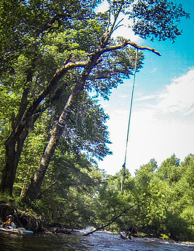 Edisto River Rope Swing and Beer Commercial Float-16