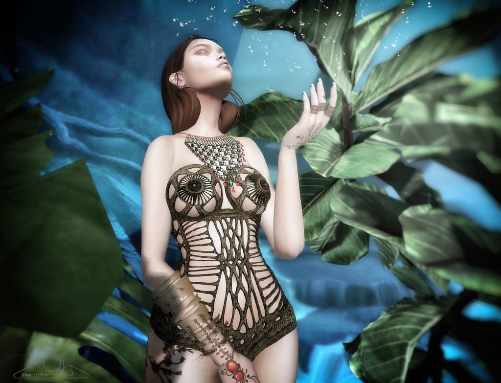 [sYs] KINARI swimsuit - SecondLifeHub.com