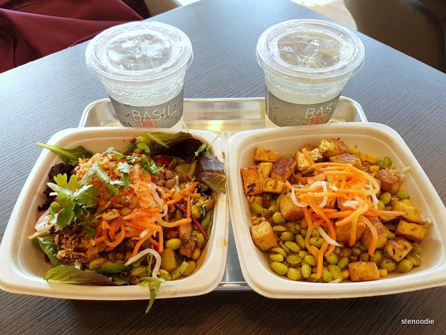Basil Box food and drink