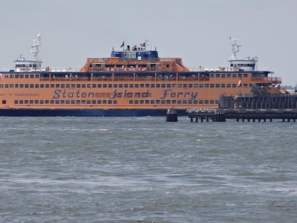 Como Chegar Na Staten Island Ferry