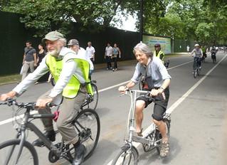 London Parks Ride 13a
