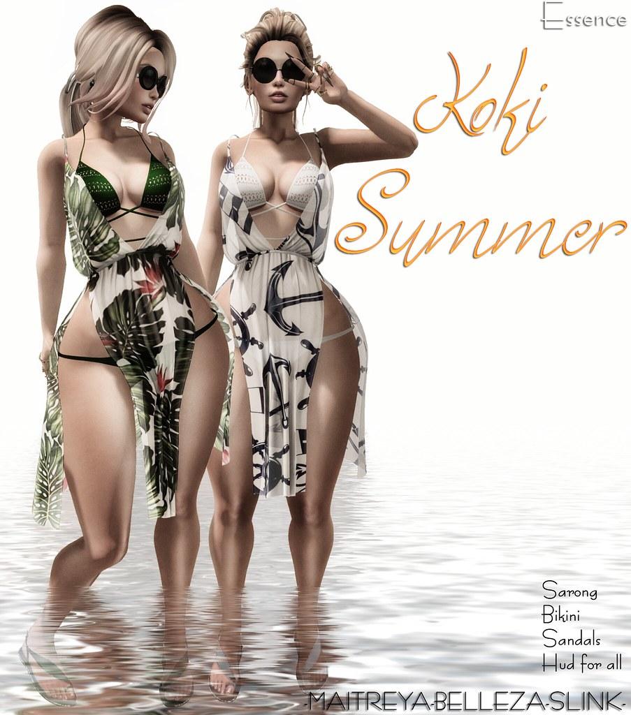 Koki Summer - SecondLifeHub.com
