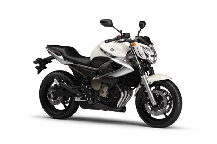 Yamaha XJ6 600 2013 - 3
