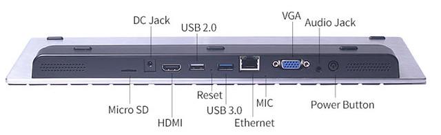 Keyboard Mini PC-K2