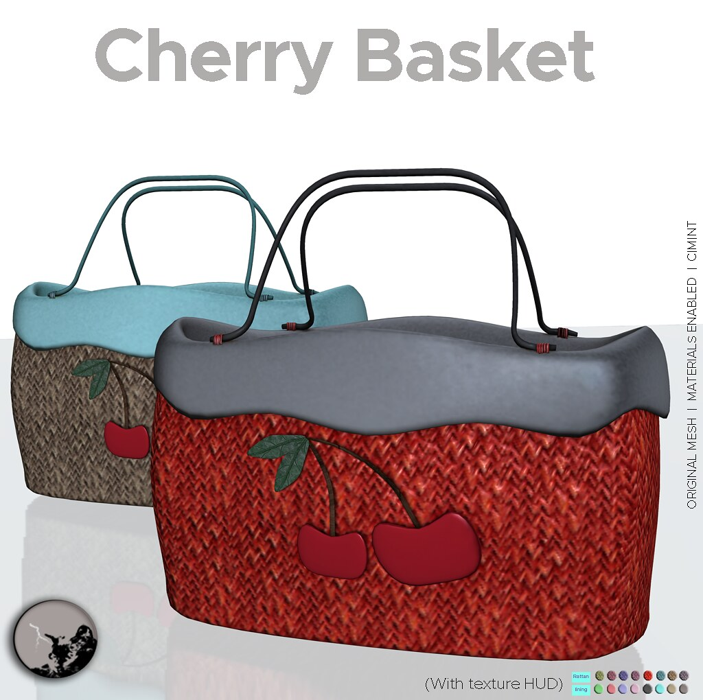 The Cherry Basket - SecondLifeHub.com