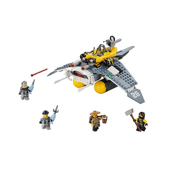 70609 Manta Ray Bomber 3