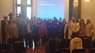 Criminalística y Criminología. Seminarios 2017