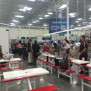 Powe Hour - Sam's Club