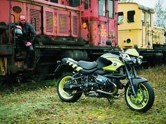 BMW R 1150 R  Rockster 2003 - 13