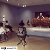 Our one year anniversary of exploring the DMA galleries with artists from @stewpotdallas, an organization that helps people who are homeless begin a new life. Props to master educator @loconno for leading this initiative!! #Repost @ablake0105