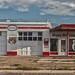 Old building in Tucumcari, NM, in HDR by Alaskan Dude